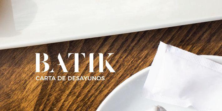 El restaurante en Málaga donde disfrutar de un buen desayuno estrena carta: ¡No te pierdas el nuevo desayuno de Batik!