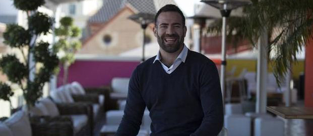 Carlos Cabezas Reviewed its Professional Career from one of the Premium Group's Rooftop Terraces