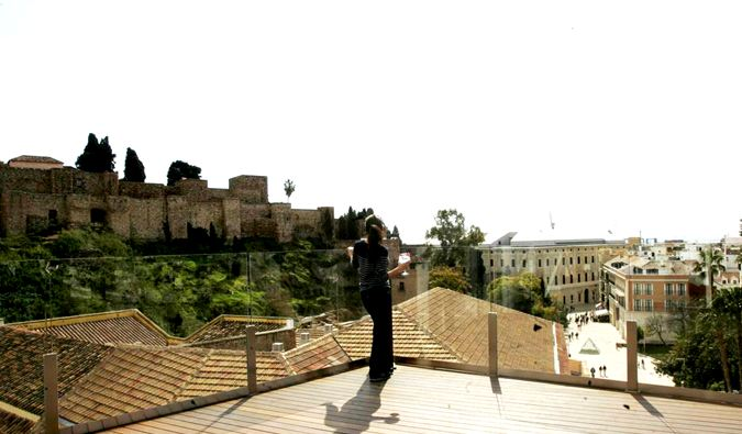 Experience Malaga's Holy Week from a privileged location