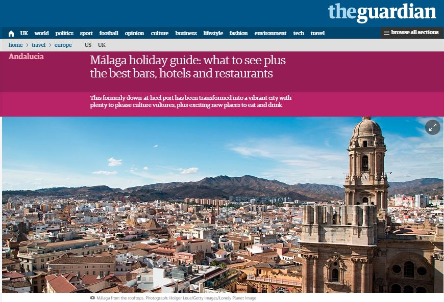 Alcazaba Premium Hostel and The Guardian: trendy boutique hostel, restaurant and Rooftop Terrace in Malaga