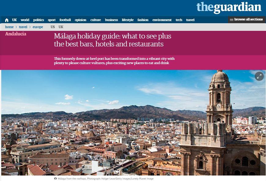 Alcazaba Premium Hostel y The Guardian: hostel boutique, restaurante y terraza chill-out de moda en Málaga