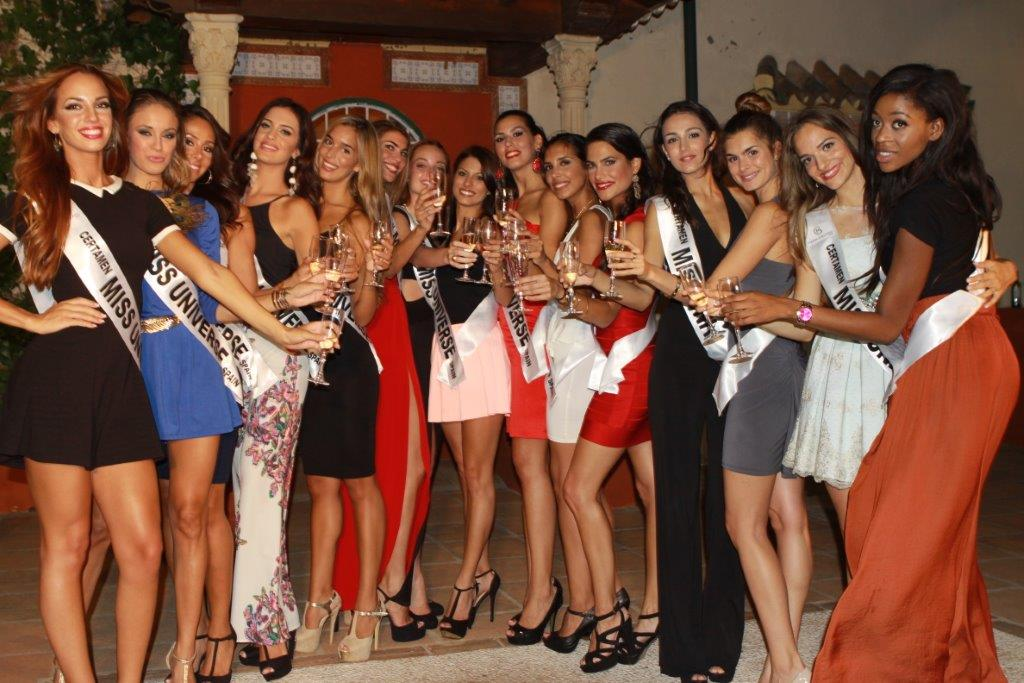 Alcazaba Premium Hostel, colaborador de Miss Universe Spain 2015