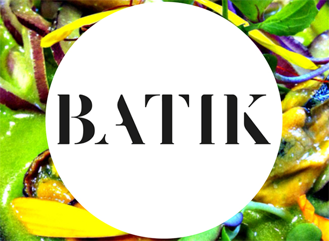 New summer menu in Batik restaurant: taste the best Spanish cuisine in Malaga