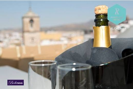 Events celebration at Alcazaba Premium Hostel