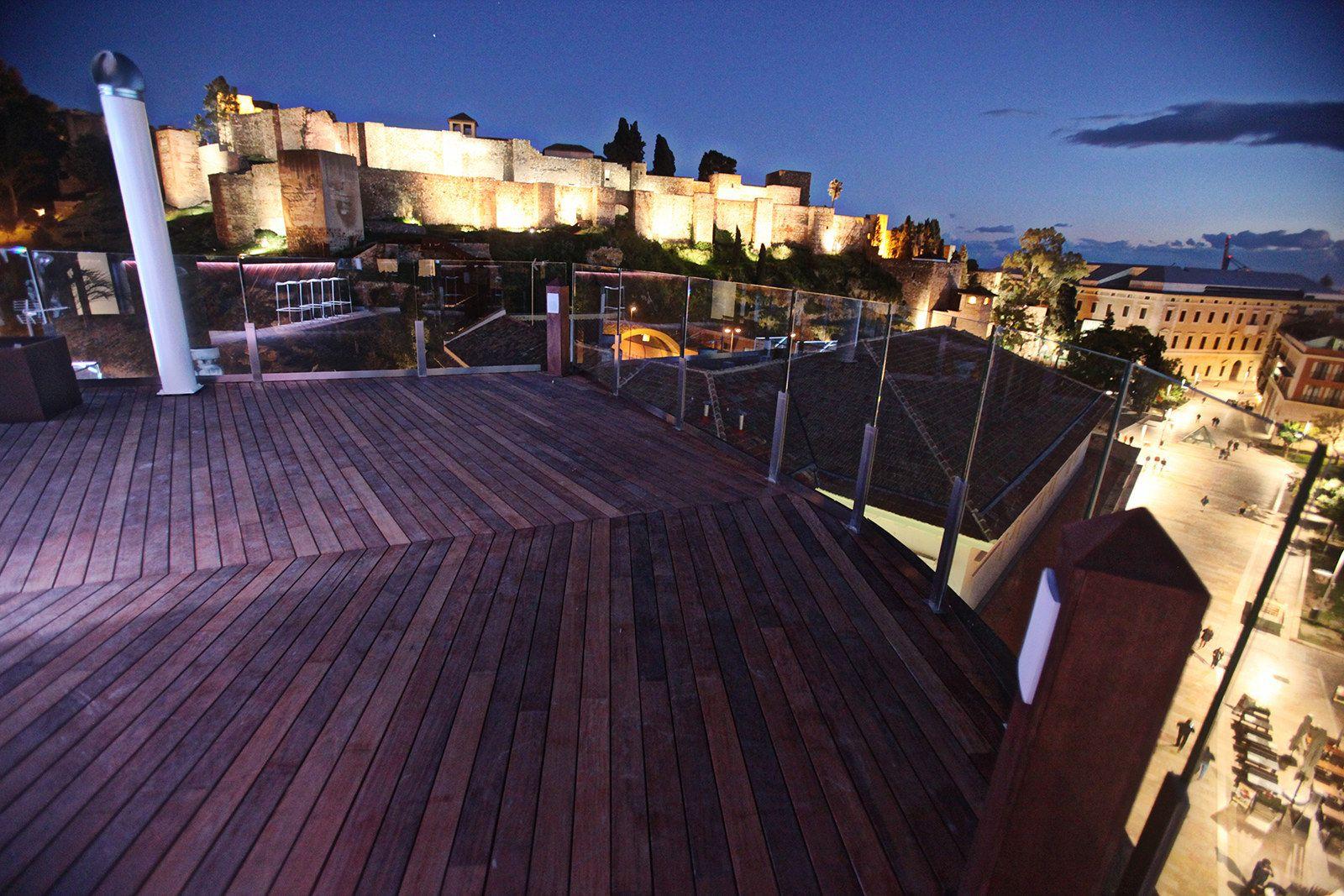 Terraza Alcazba Premium Hostel