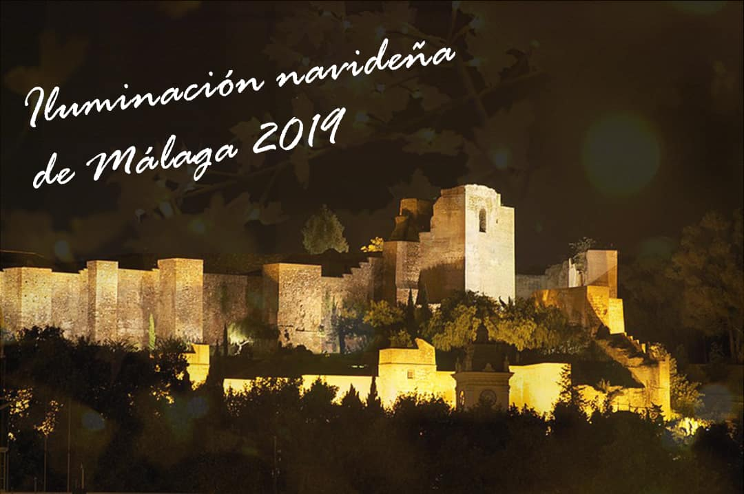 Luces De Navidad En Málaga El 2019 Estrena Videomapping